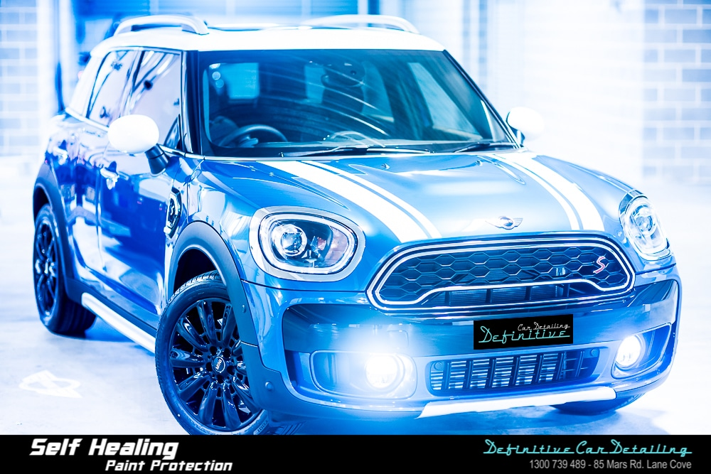 MINI Countryman S Best Car Detailing