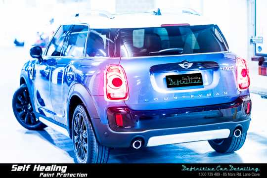 MINI Countryman S Car Detailing