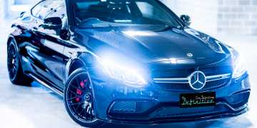 Mercedes AMG C63s Best Car Detailing