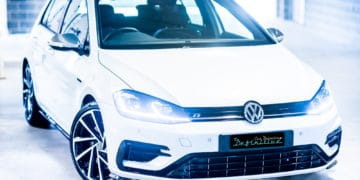 VW Golf R Best Car Detailing