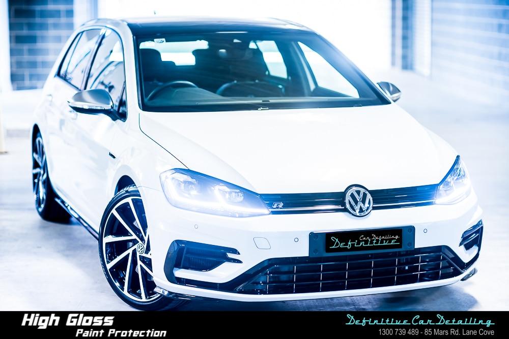 VW Golf R Best Car Detailing