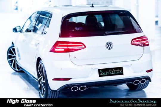 VW Golf R Car Detailing